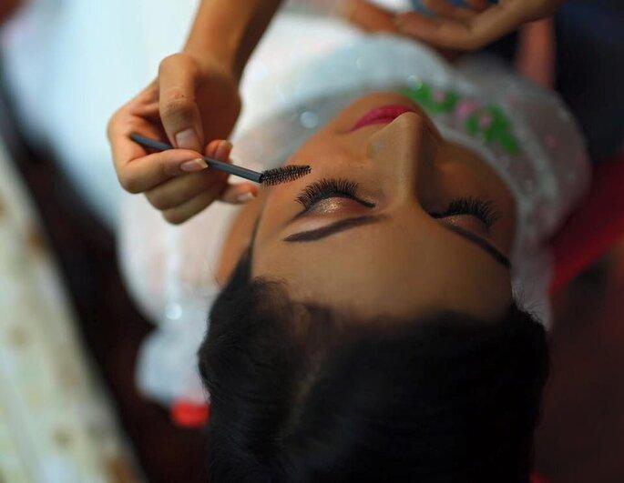 Photo: Makeup by Riddhi Gotawat