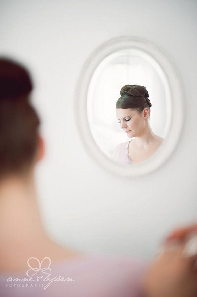 Maquillage de mariage : le moindre détail compte - Photo : Ann Kathrin Behnke