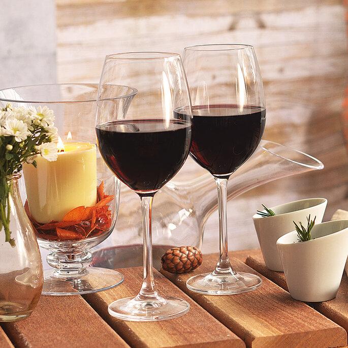 Taças de vinho Camicado