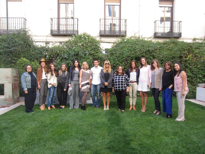 """Imagen de la presentación del Sello de Calidad """"Luxury Spain Weddings"""""""