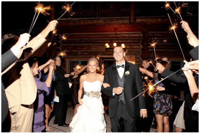 La importancia de contratar un wedding planner - Foto Cara Leonard