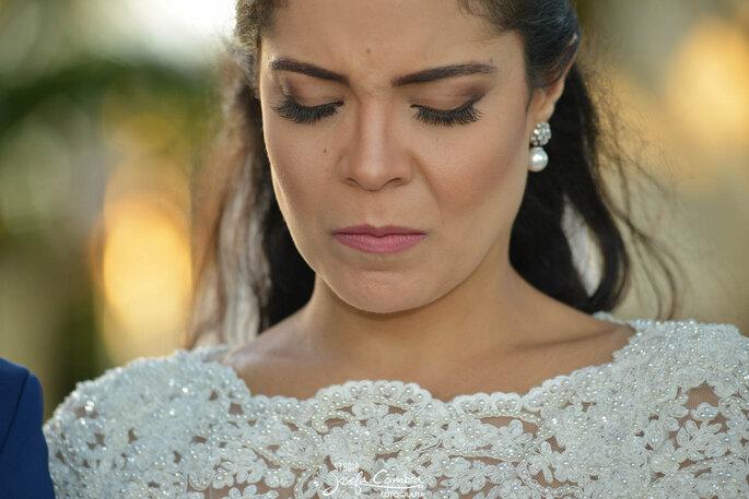 vestido bordado para noivas