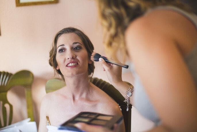 Silvia Albil Style maquillaje novia Madrid