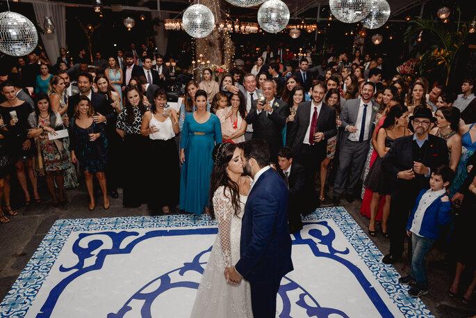 danca dos noivos casamento