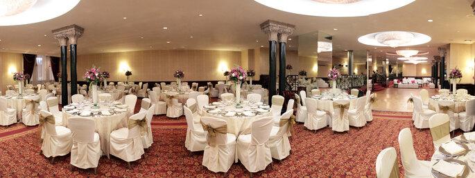 Gran Hotel Ciudad de México Hotel para bodas en Ciudad de México