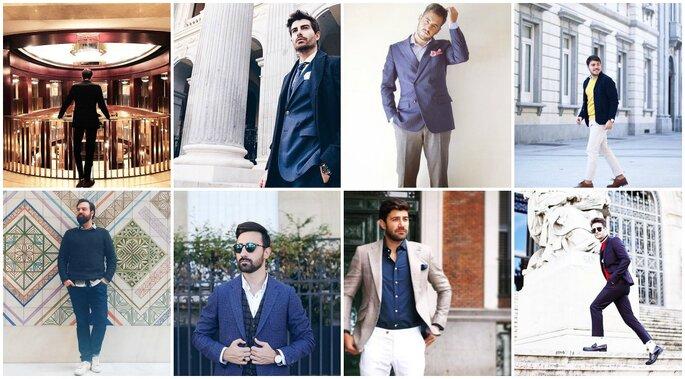 Bloggeros de moda. Foto: Zankyou