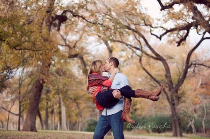 Foto: Fall Engagemer Photography