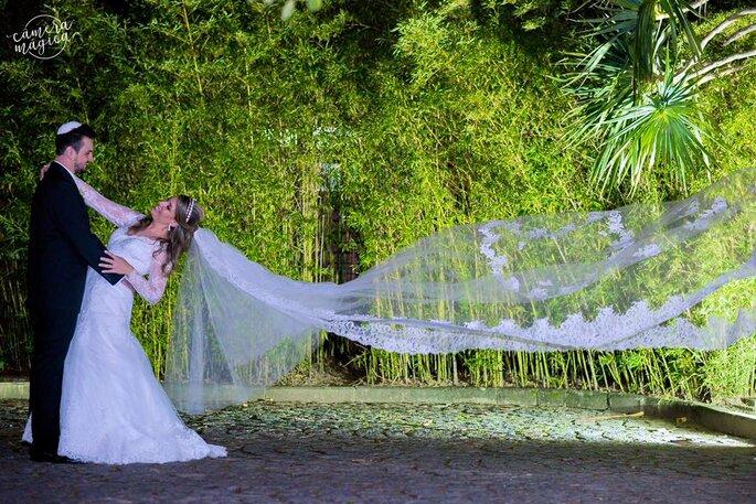 foto casamento dudu e ma