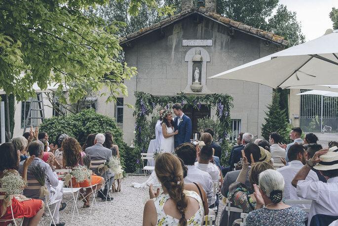 Domaine de Blanche Fleur - Lieu de réception mariage - Vaucluse