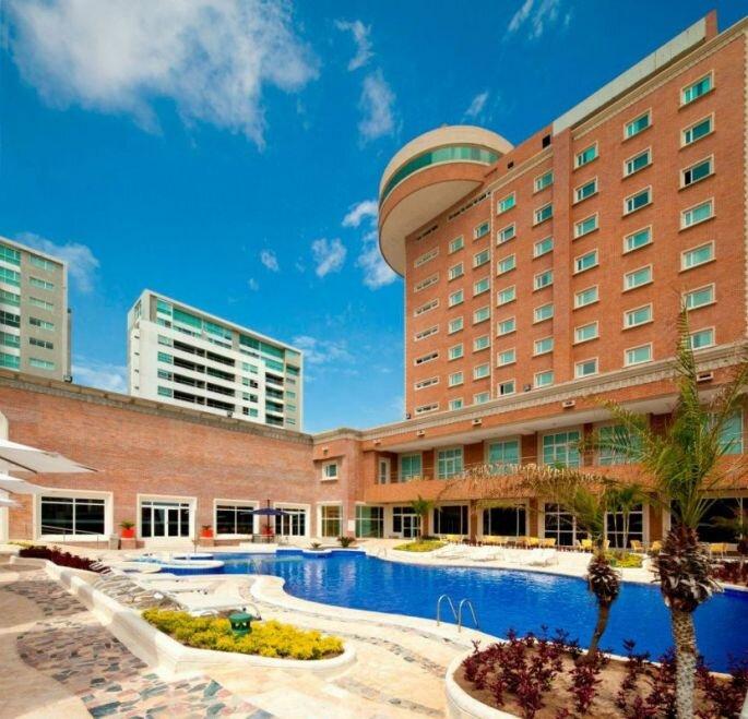 Hotel Dann Carlton Barranquilla