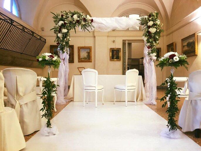 FIORISTA ERBA SILVANO - cerimonia nuziale