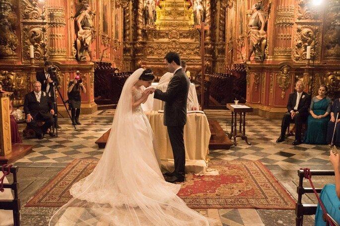 casamento mosterio São Bento