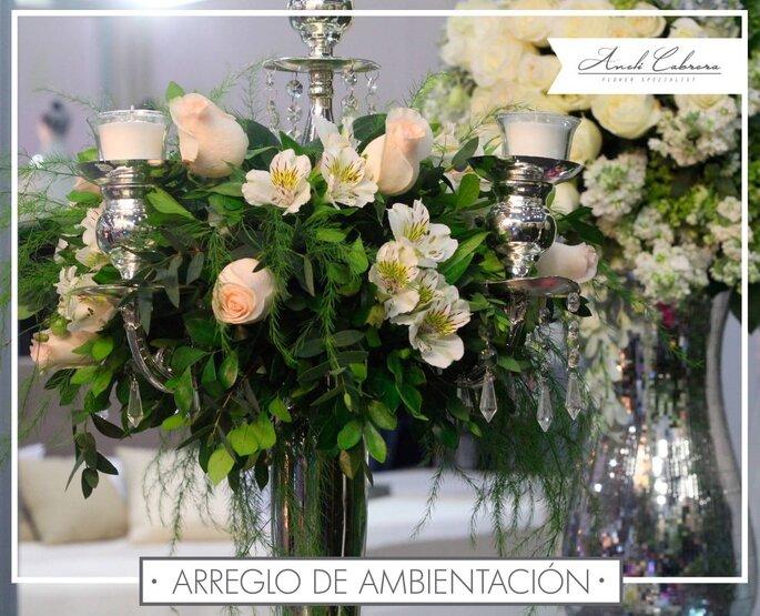 Aneli Cabrera Flower Specialist