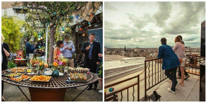 Photo : Le rooftop de Diane