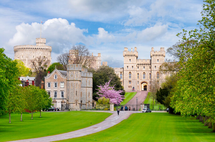 Windsor Castle (Créditos Shutterstock)