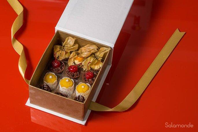 Ana Foster Chocolates