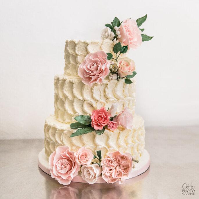 Zebra Cakes Art - Pièce-montée de mariage - Le Bourget du lac en Savoie