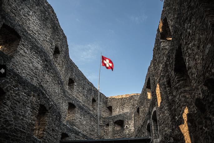 Foto: Schloss Gilgenberg