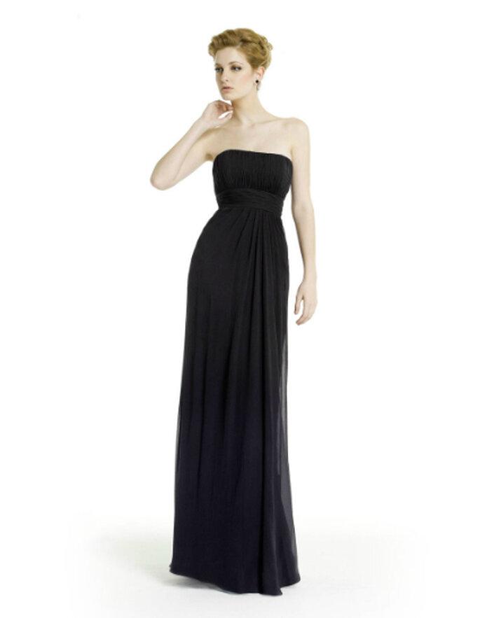 Das Kleine Schwarze gibt es auch als Maxi-Kleid – Foto: Alma Fiesta
