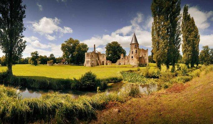 Le Château du Vivier, lieu de réception en Seine-et-Marne dans la région Ile-de-France
