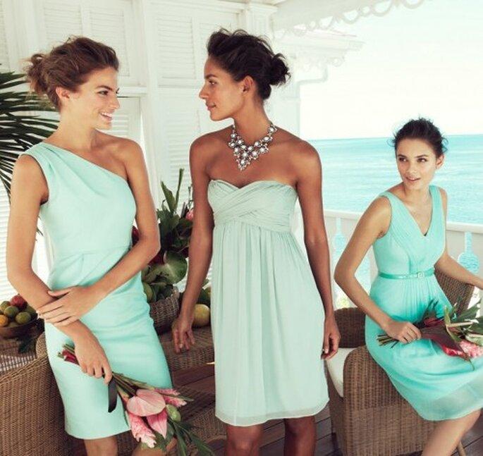 Fashion icon a la vista! Outfits perfectos para boda en primavera 2013