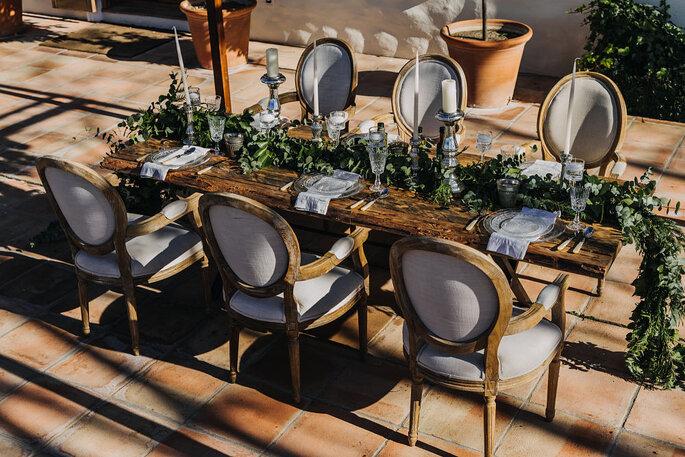 Be Lounge Rental, carpas y mobiliario Málaga