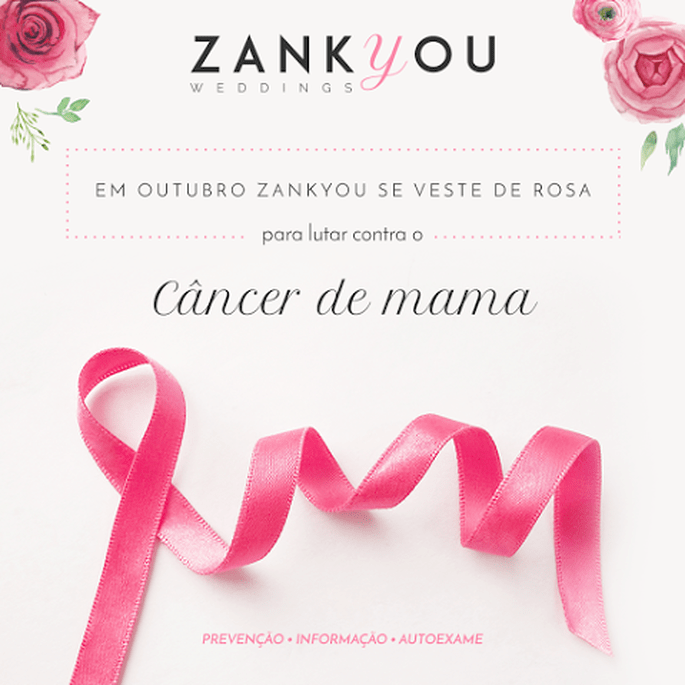 Zankyou - Outubro Rosa