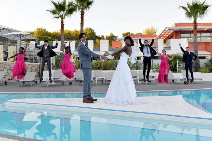 Mouratoglou Hotel & Resort - Lieu de réception mariage - Alpes-Maritimes