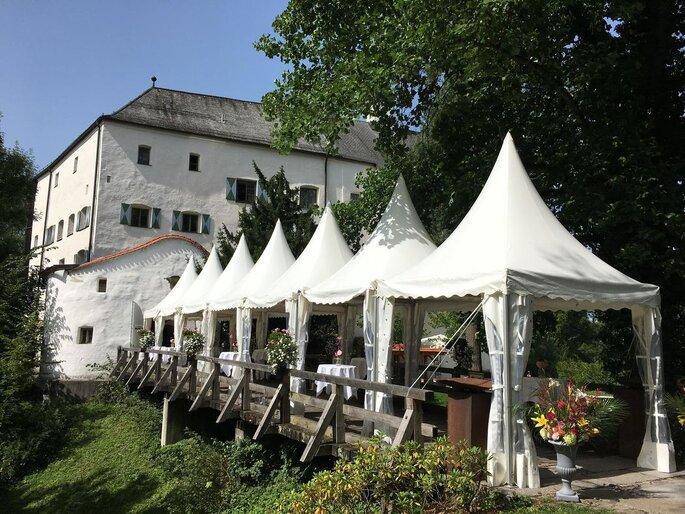 Hochzeitslocation Schloss
