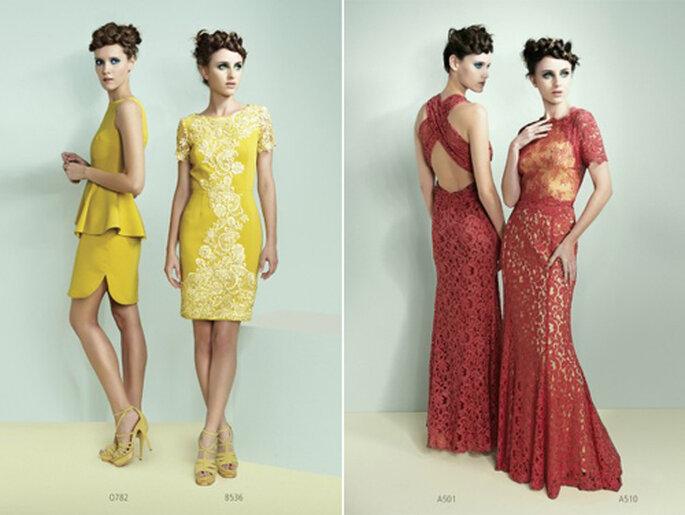 Os modelos coloridos do Verão 2013 da Barbara Bela. Foto: Barbara ...