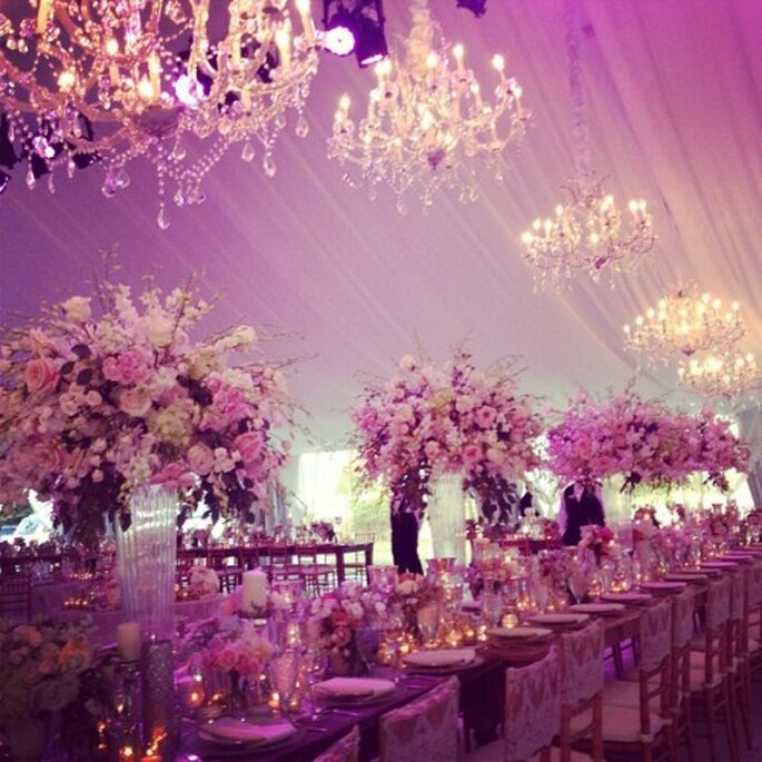 Utiliza Instragram para compartir detalles de tu boda el gran día - Foto Wink Design and Events Instagram