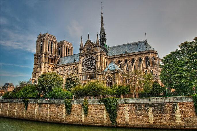 Cathédrale Notre-Dame de Paris. Foto: divulgação