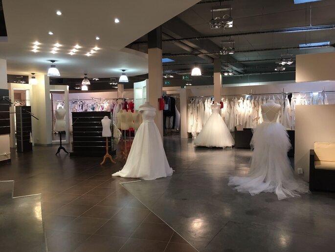 Photo : Boutique Priam Dunkerque
