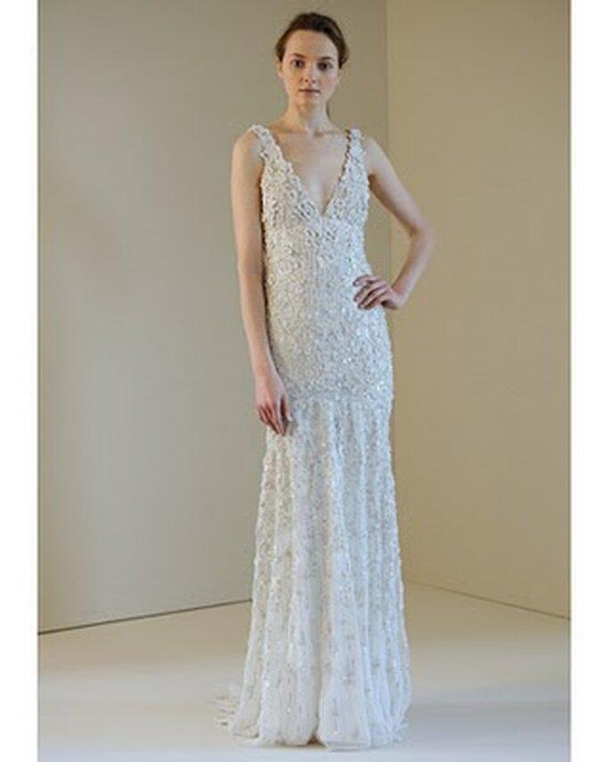 Vestidos de Noiva Monique Lhuillier 2011