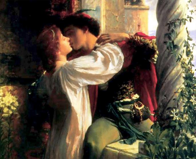 Photo: Romeo and Juliet