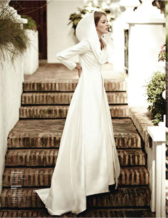 Abrigos novia