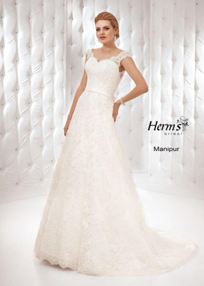 suknia MANIPUR z kolekcji Herms