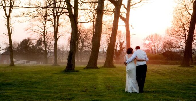 Un nuovo trend: il matrimonio ecologico. Foto: green-tourism.it