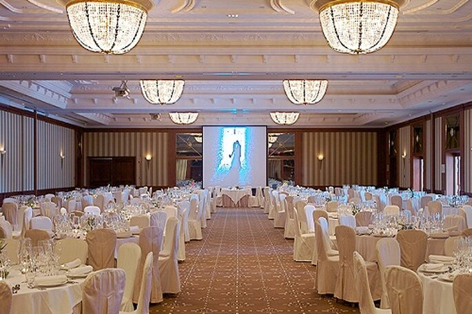 Salle de réception. Photo: Hilton Buenavista Toledo.