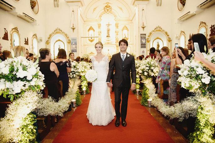 Local da cerimônia: Igreja Porciúncula de Sant´ana - Foto: Fabi Soares Fotografia