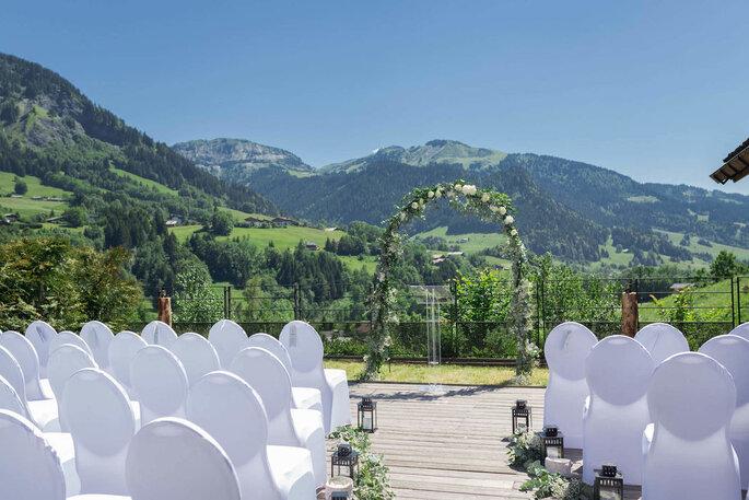 Alpaga - Lieu de réception mariage - Haute-Savoie