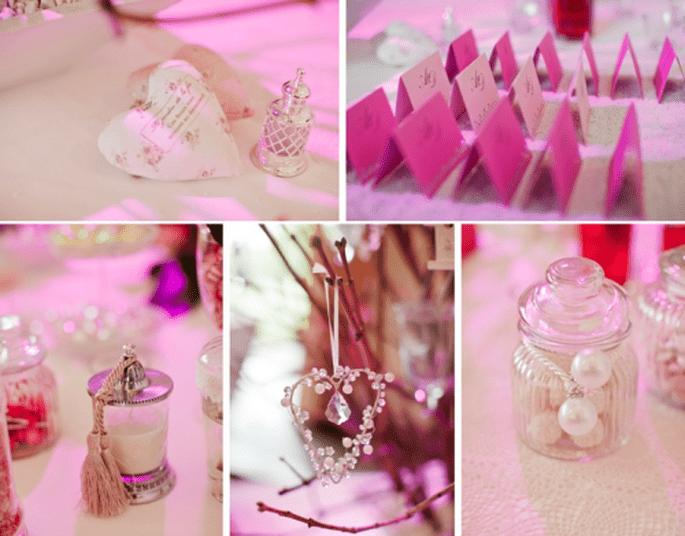 #MartesDeBodas: Todo sobre la decoración de tu boda - Foto Nadia Meli