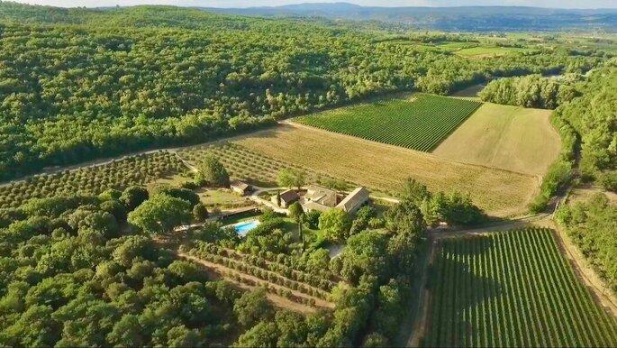 Domaine de Valbonne - Lieu de Réception - Gard (30)