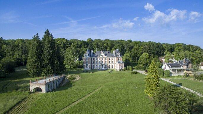 Château de la Bûcherie - Franck Paul Photographe