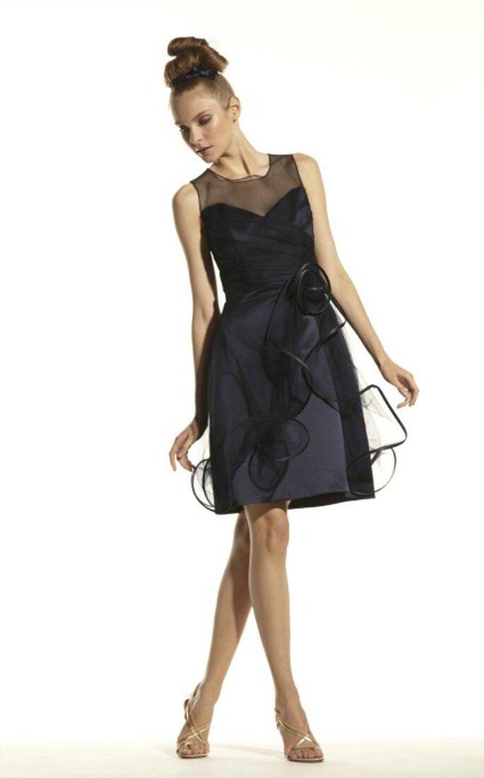 Robe de soirée Suzanne Ermann, modèle Niken bis - Photo : Suzanne Ermann