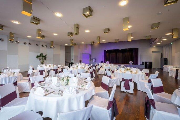 Hotel Belvoir Grosse Hochzeitsgesellschaften