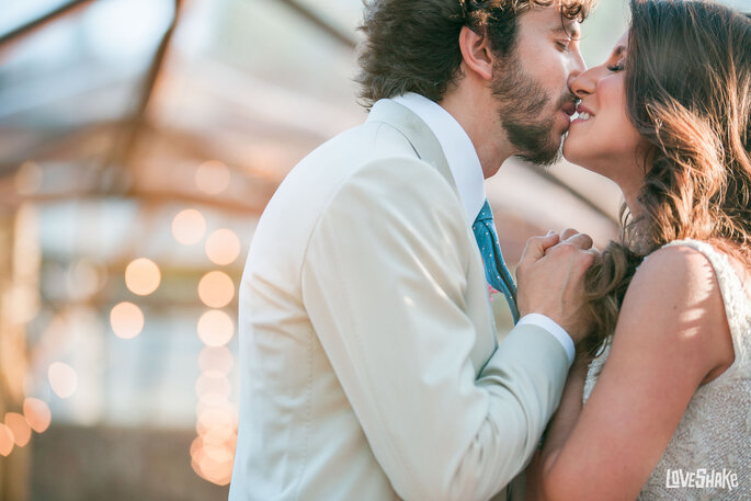 Carinho noivos