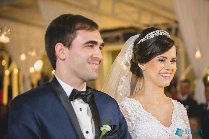 Traje para o noivo casamento clássico