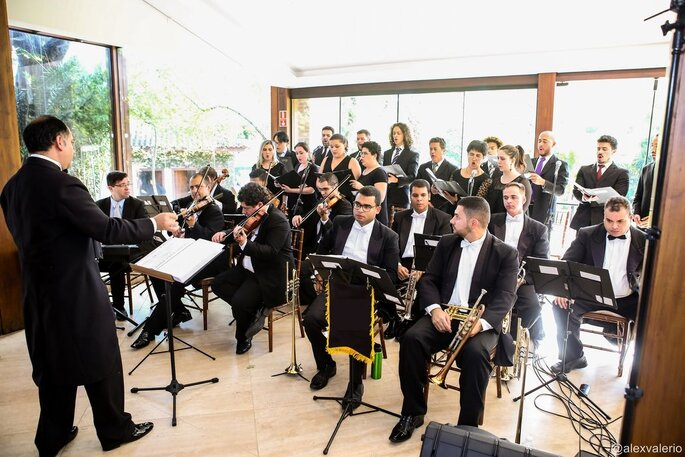 Riccieri Coral e Orquestra