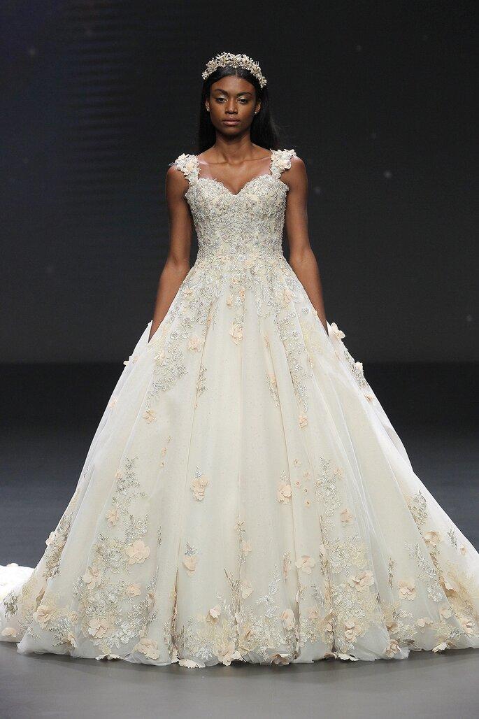 Abiti da sposa Demetrios 2021 fiori